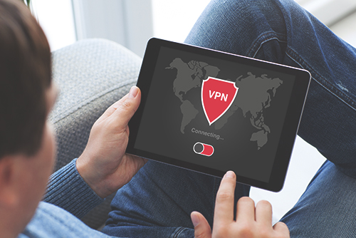 Virtual Private Server (VPN)
