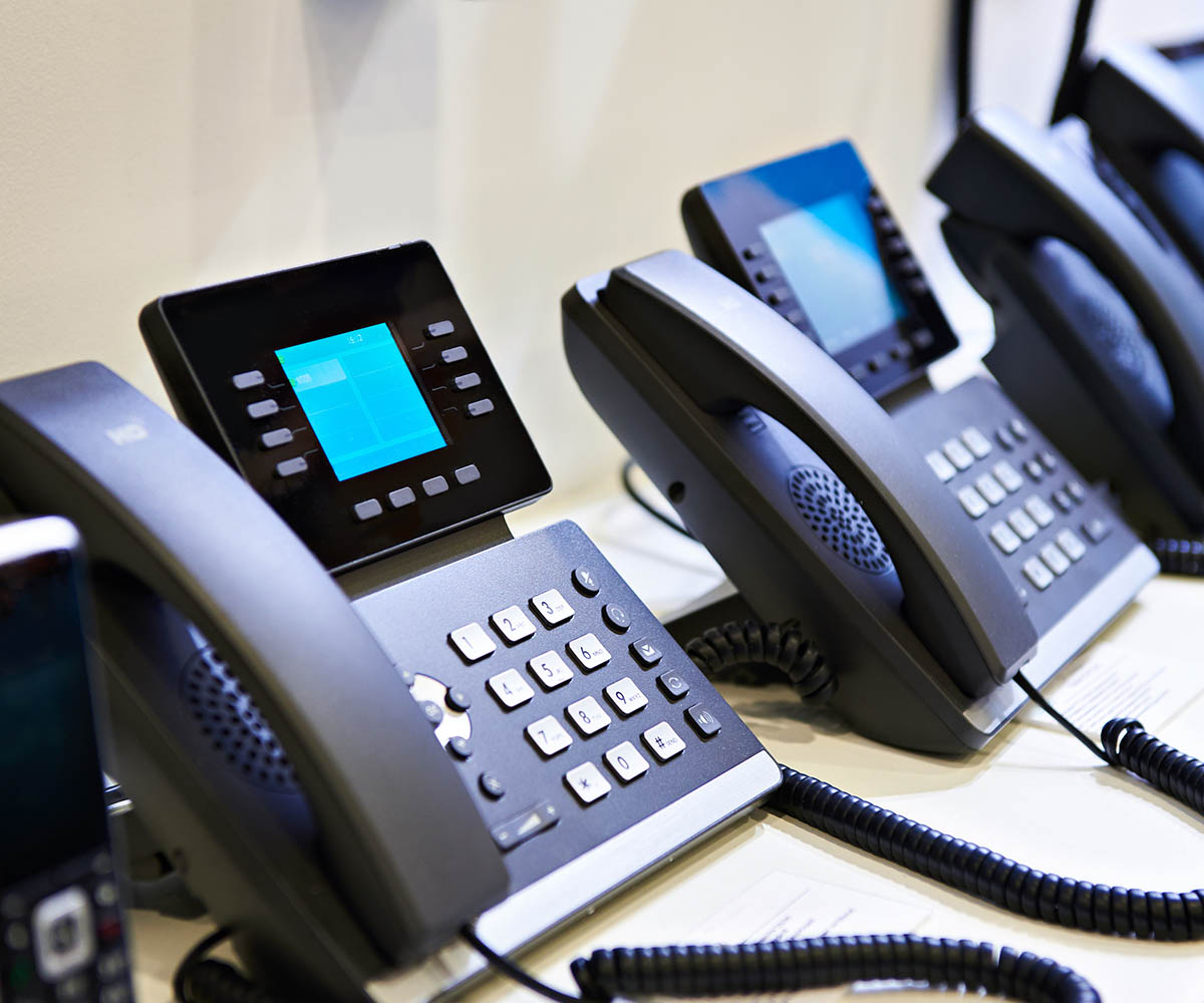 Hosted PBX System